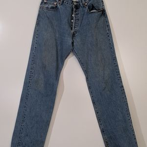 Levi's 501XX 36x36 Jeans Button Fly 100% Cotton